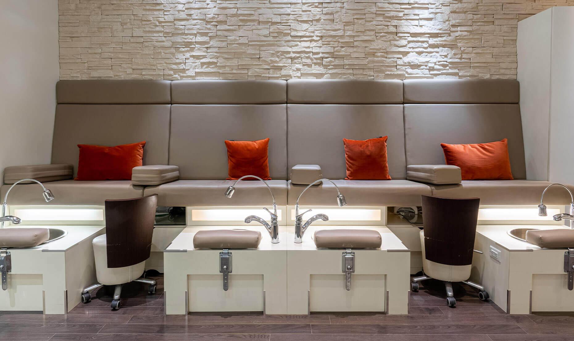Pédicure Lounge | Soins des pieds | Spa détente