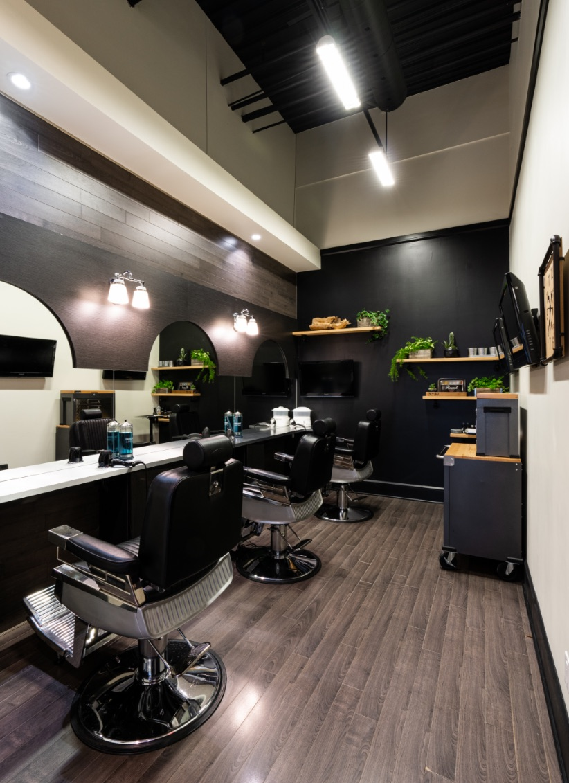 Barber Lounge | Trending Haircut for men | Business Coach