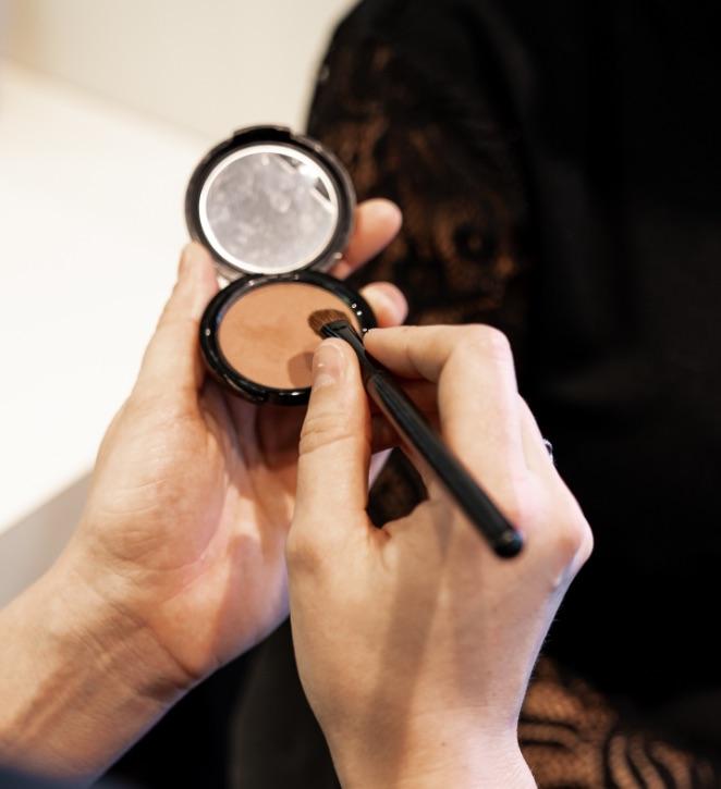 Makeup Artist | Wedding Makeup | Ombre eyeshadow