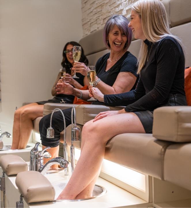 Professional Pedicure | Foot care | Gel Nail Polish | Spa
