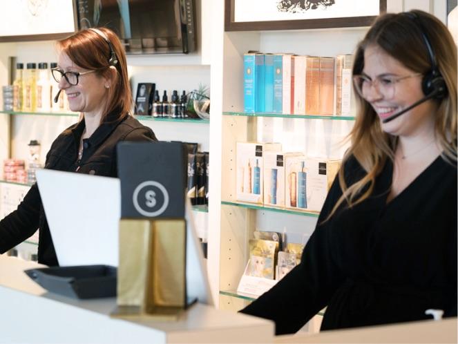 Salon de coiffure | Service à la clientèle | Rendez-vous